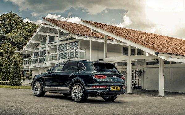 Vehicles Bentley Bentayga Hybrid Bentley Bentley Bentayga SUV HD Wallpaper | Background Image