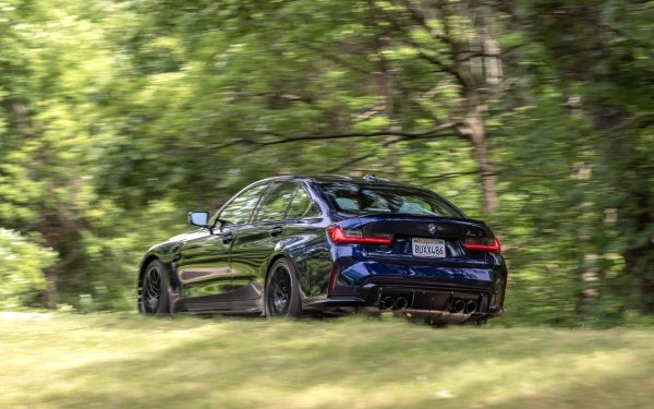 Vehicles BMW M3 Competition BMW BMW M3 Luxury Car HD Wallpaper   Background Image