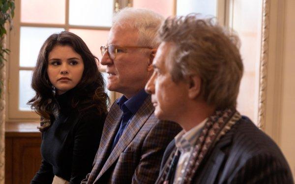 TV Show Only Murders in the Building Martin Short Selena Gomez Steve Martin HD Wallpaper   Background Image