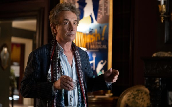 TV Show Only Murders in the Building Martin Short HD Wallpaper   Background Image