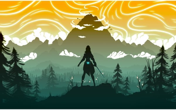Video Game Genshin Impact Jean Dragonspine HD Wallpaper | Background Image