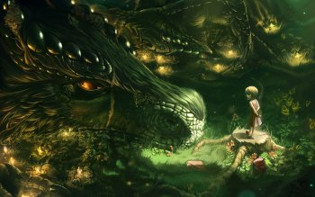 Fantasy - Drachen Wallpapers and Backgrounds ID : 117378