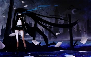 Anime - Black Rock Shooter Wallpapers and Backgrounds ID : 117478