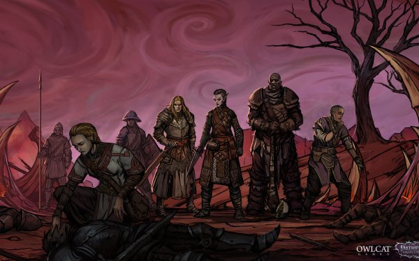 Video Game Pathfinder: Wrath of the Righteous HD Wallpaper | Background Image
