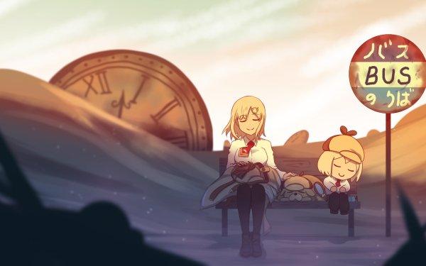 Anime Virtual Youtuber Watson Amelia HD Wallpaper   Background Image