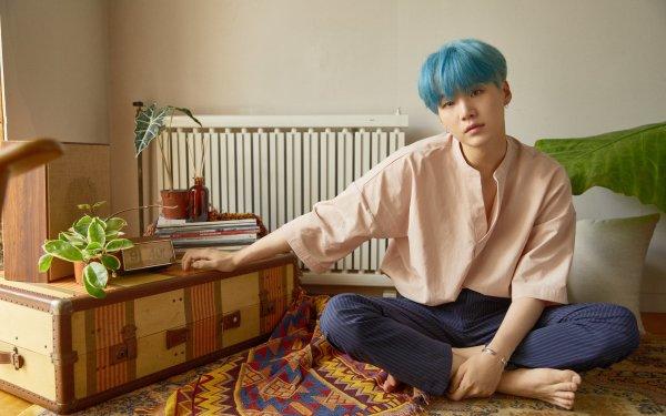 Música BTS Suga Singer K-Pop Fondo de pantalla HD   Fondo de Escritorio