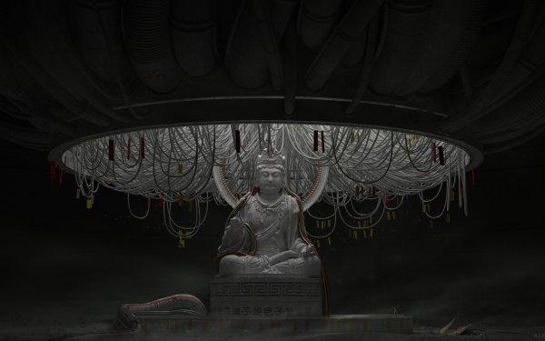 Religious Statue Buddha HD Wallpaper | Background Image