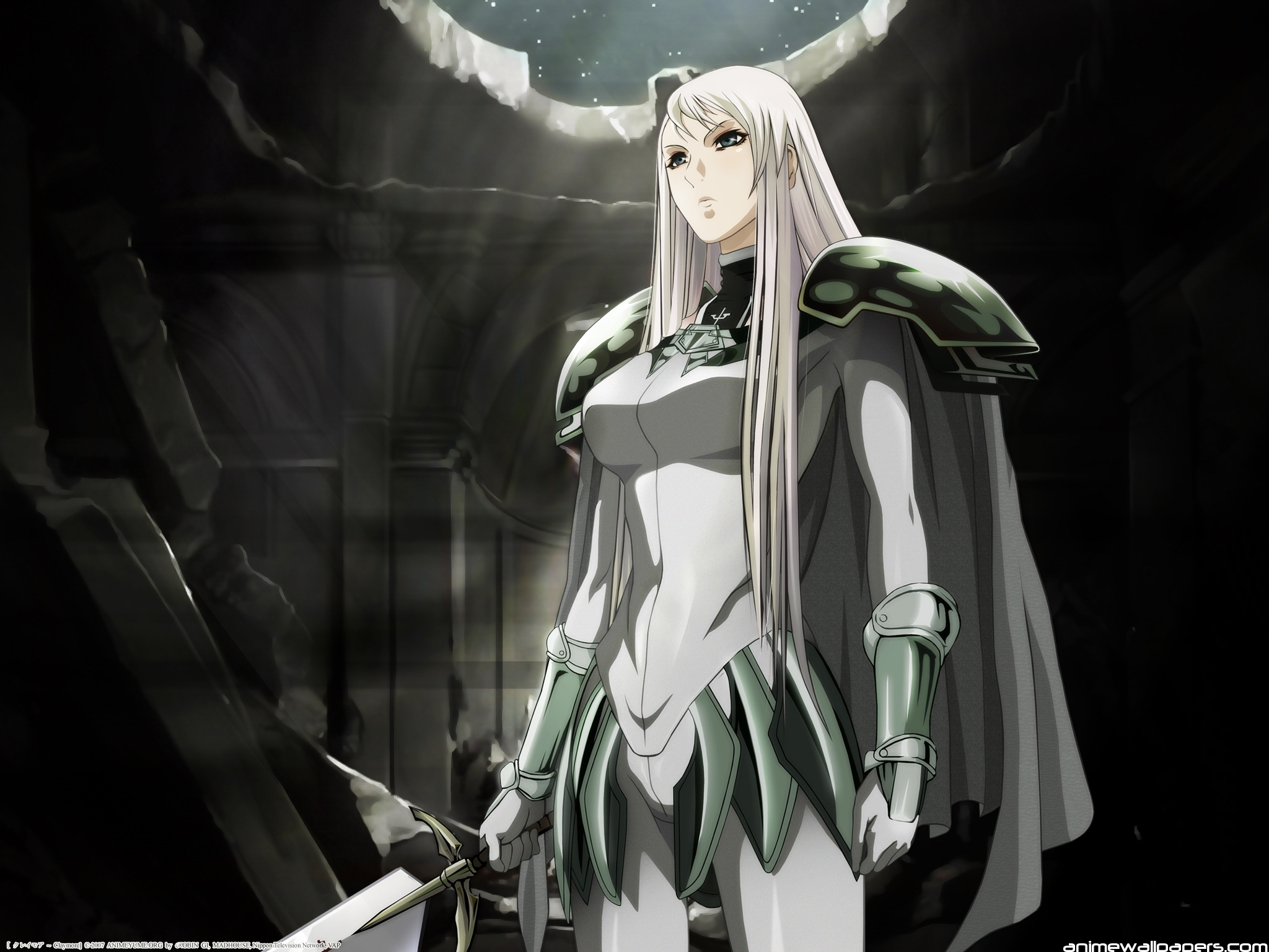 Claymore girls