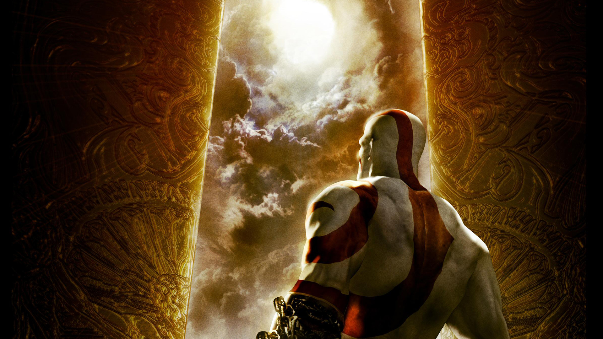 God Of War III HD Wallpaper