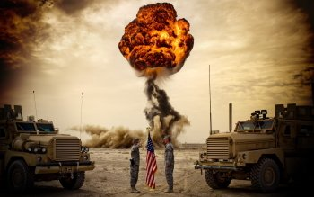 Military - Explosion Wallpapers and Backgrounds ID : 118008