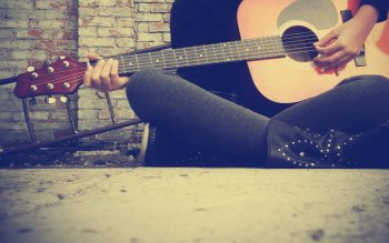 Música - Guitarra Wallpapers and Backgrounds ID : 118504