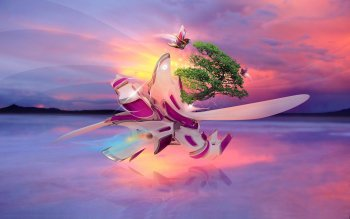 CGI - Surreal Wallpapers and Backgrounds ID : 118606
