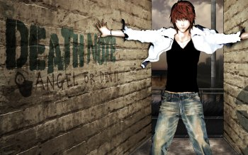 Anime - Death Note Wallpapers and Backgrounds ID : 118708