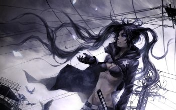 Anime - Black Rock Shooter Wallpapers and Backgrounds ID : 118974