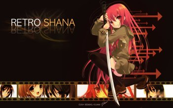 Аниме - Shakugan No Shana Wallpapers and Backgrounds ID : 118998