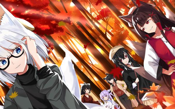 Anime Azur Lane Kaga Akagi U-47 Unicorn Takao Atago HD Wallpaper | Background Image