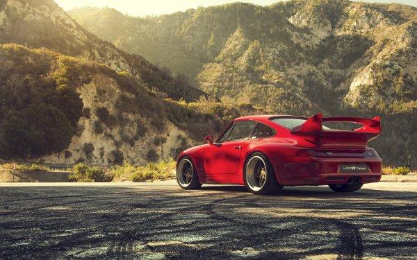 Vehicles Porsche 993 Porsche Gunther Werks 400R Concept Sport Car HD Wallpaper | Background Image