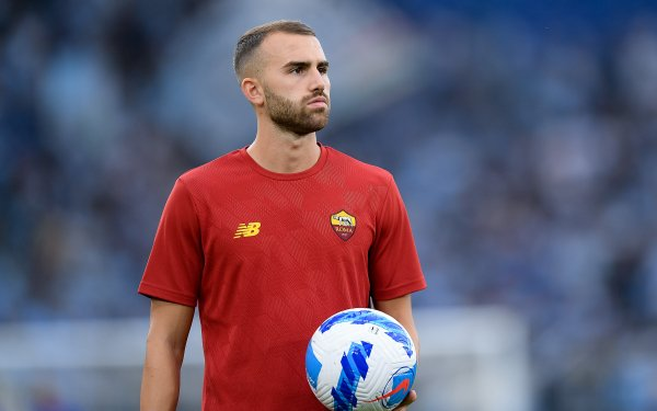 Sports Borja Mayoral A.S. Roma HD Wallpaper   Background Image