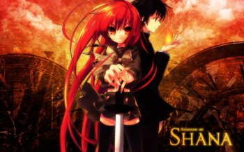 Anime - Shakugan No Shana Wallpapers and Backgrounds ID : 119036