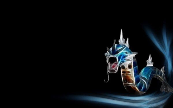 Anime Pokémon Gyarados Water Pokémon Fondo de pantalla HD | Fondo de Escritorio