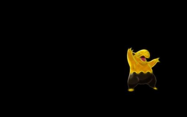Anime Pokémon Drowzee Psychic Pokémon Fondo de pantalla HD | Fondo de Escritorio