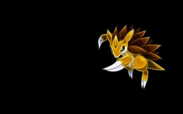 Anime Pokémon Sandslash Ground Pokémon Fondo de pantalla HD | Fondo de Escritorio