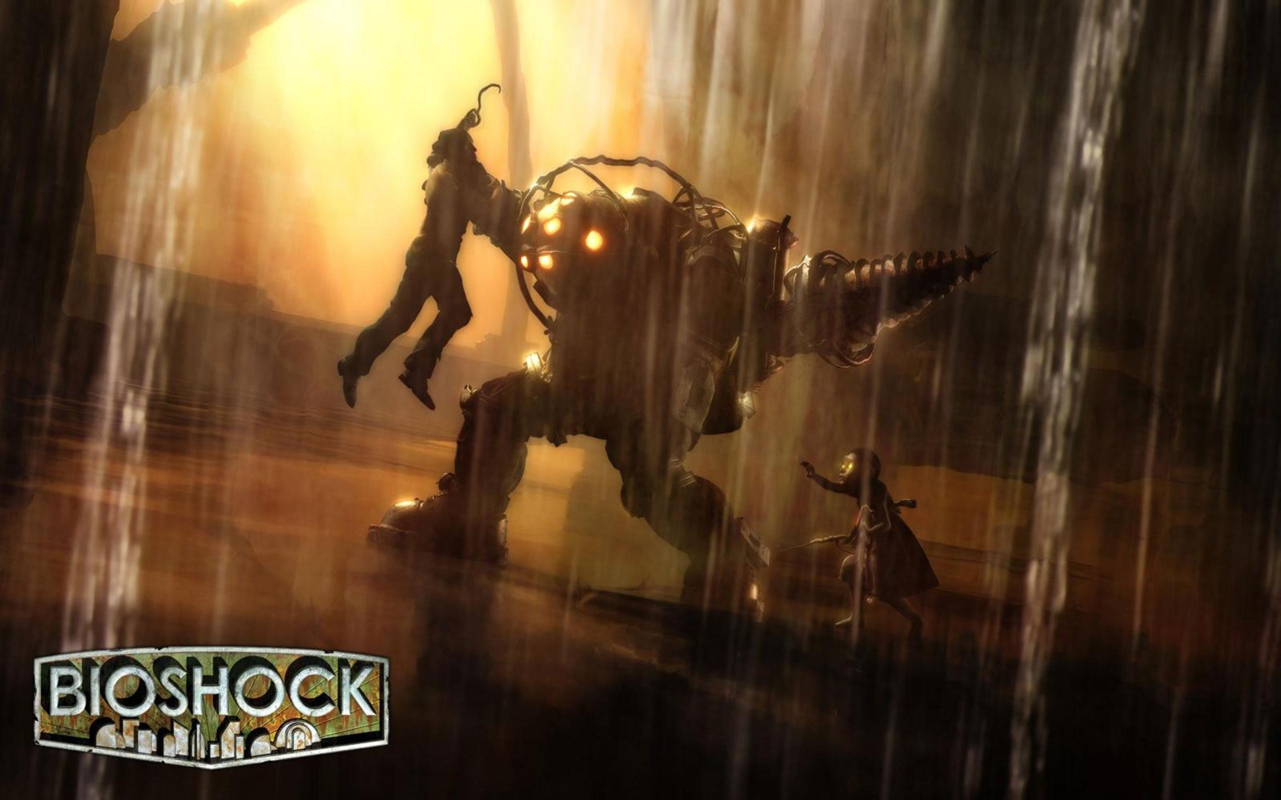 HD Wallpaper | Background Image ID:120844. 2560x1600 Video Game Bioshock