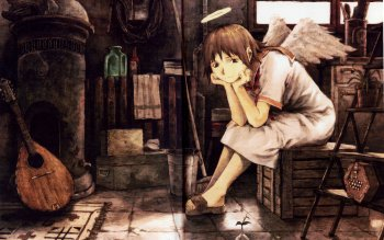 Anime - Haibane Renmei Wallpapers and Backgrounds ID : 120206