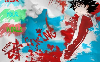 Anime - Air Gear Wallpapers and Backgrounds ID : 120356
