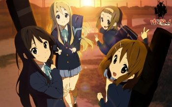 Anime - K-on! Wallpapers and Backgrounds ID : 120678