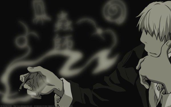 Anime Mushishi Ginko HD Wallpaper   Background Image