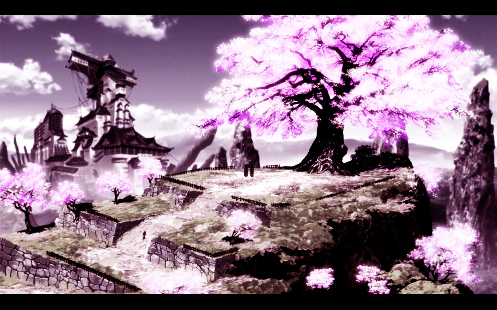 Anime - Afro Samurai  Afro Samurai Resurrection Wallpaper