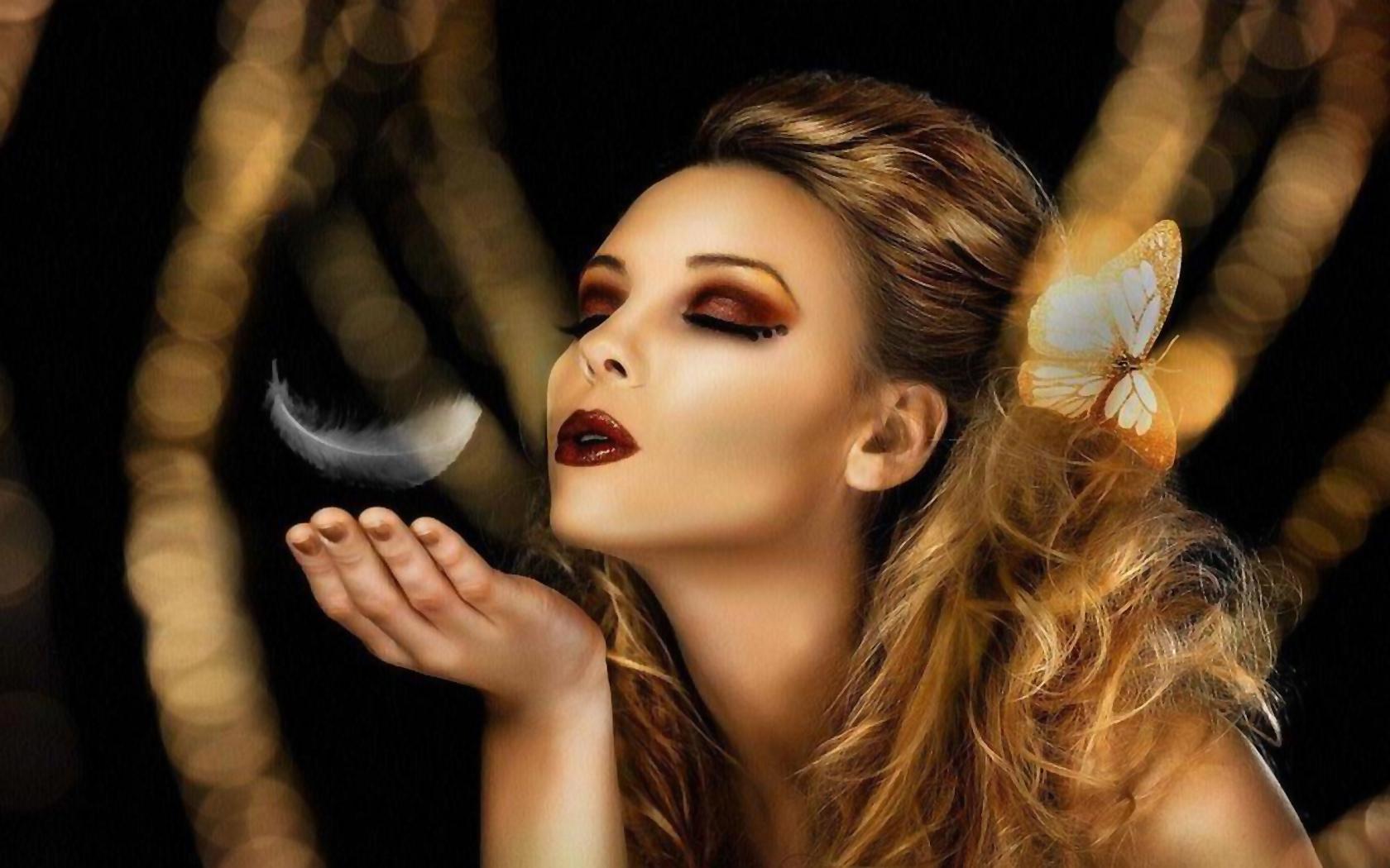 Most Beautiful Woman HD desktop wallpaper High Definition