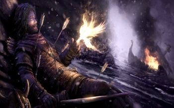 Fantasy - Warrior Wallpapers and Backgrounds ID : 121284