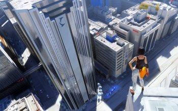 Video Game - Mirror's Edge Wallpapers and Backgrounds ID : 121396