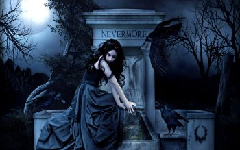 Dark - Gothic Wallpapers and Backgrounds ID : 121458