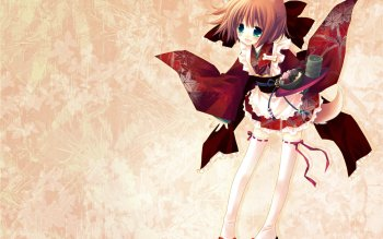 Anime - Girl Wallpapers and Backgrounds ID : 121738