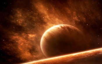 Science-Fiction - Planetenaufgang Wallpapers and Backgrounds ID : 121796