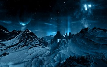 Sciencefiction - Landschap Wallpapers and Backgrounds ID : 121806