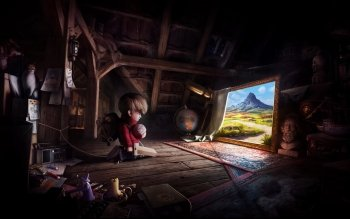 Fantasy - Artistic Wallpapers and Backgrounds ID : 121874