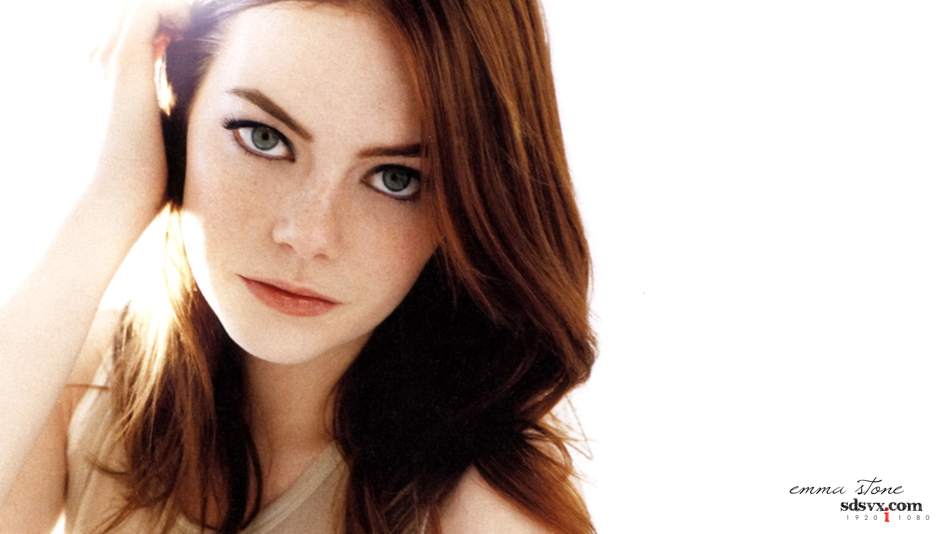 Emma Stone HD Wallpaper | Background Image | 1920x1080 | ID:122024 - Wallpaper Abyss