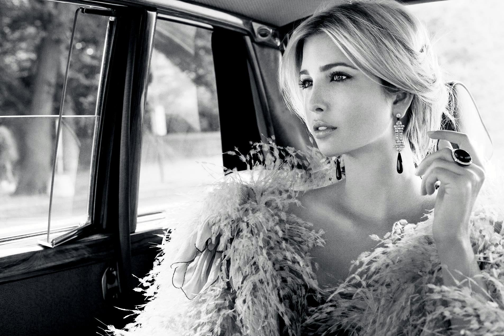 Women - Ivanka Trump  Wallpaper