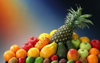 Alimento - Fruta Wallpapers and Backgrounds ID : 122018