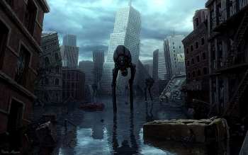 Science-Fiction - Post Apokalyptisch Wallpapers and Backgrounds ID : 12274