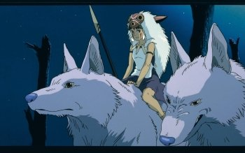 Movie - Princess Mononoke Wallpapers and Backgrounds ID : 122948