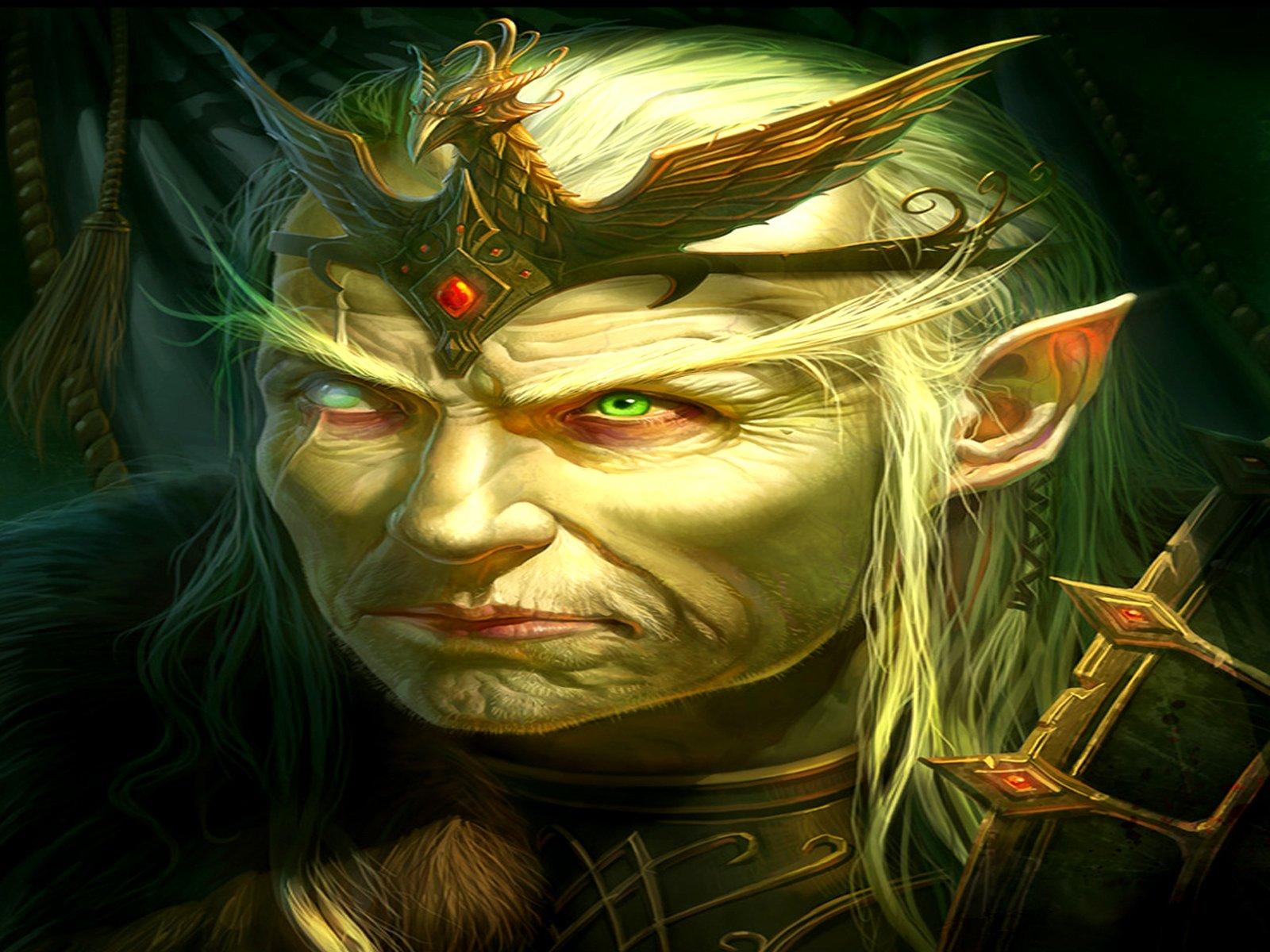 Fantasy - Elf  Wallpaper