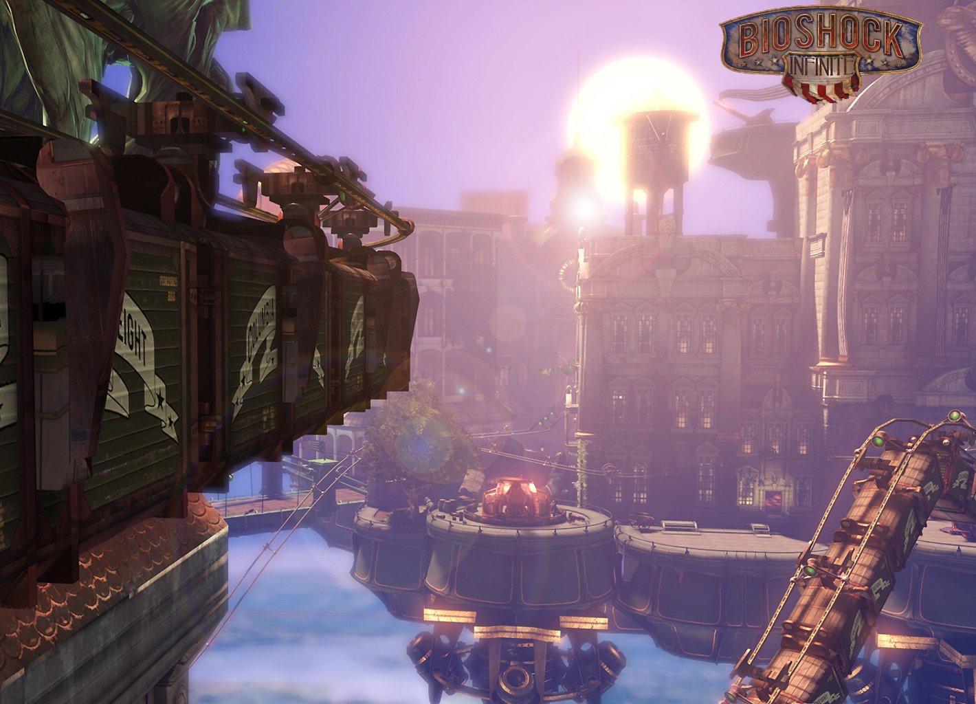 Video Game - Bioshock Infinite  Bioshock Wallpaper