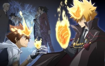 Anime - Katekyo Hitman Reborn!  Wallpapers and Backgrounds ID : 123044