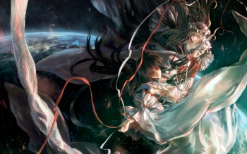 Anime - Touhou  Wallpapers and Backgrounds ID : 123244