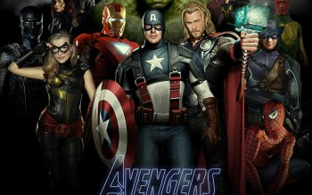 Película - Avengers Wallpapers and Backgrounds ID : 123336